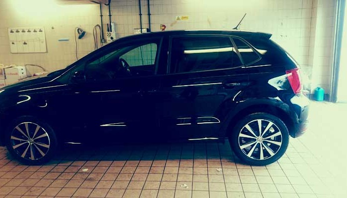 VW Polo 2014 2