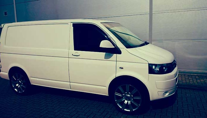 VW Transporter 2014 Van